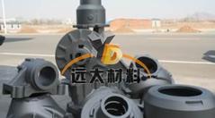 汽车类高韧性球铁铸件QT400-18